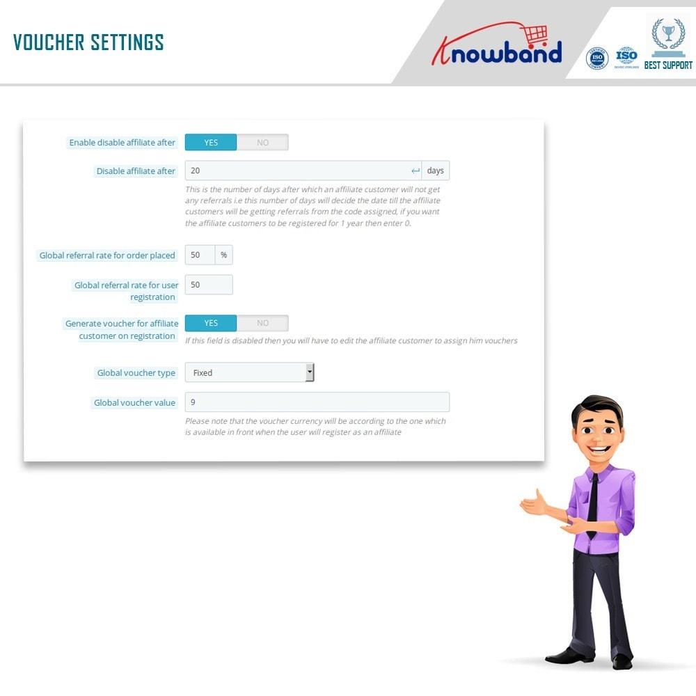 module - Programa de Fidelidad - Knowband - Programa de Afiliados y Referencias - 9