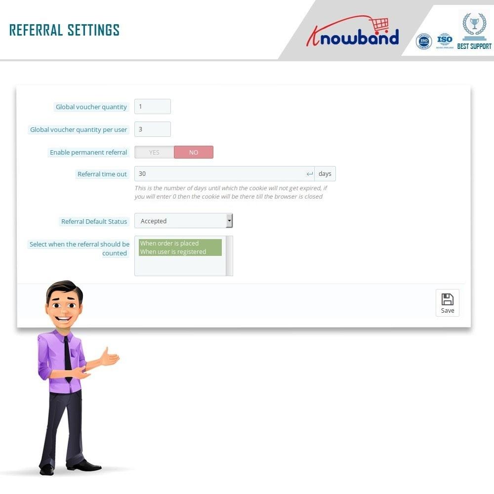 module - Programa de Fidelidad - Knowband - Programa de Afiliados y Referencias - 10