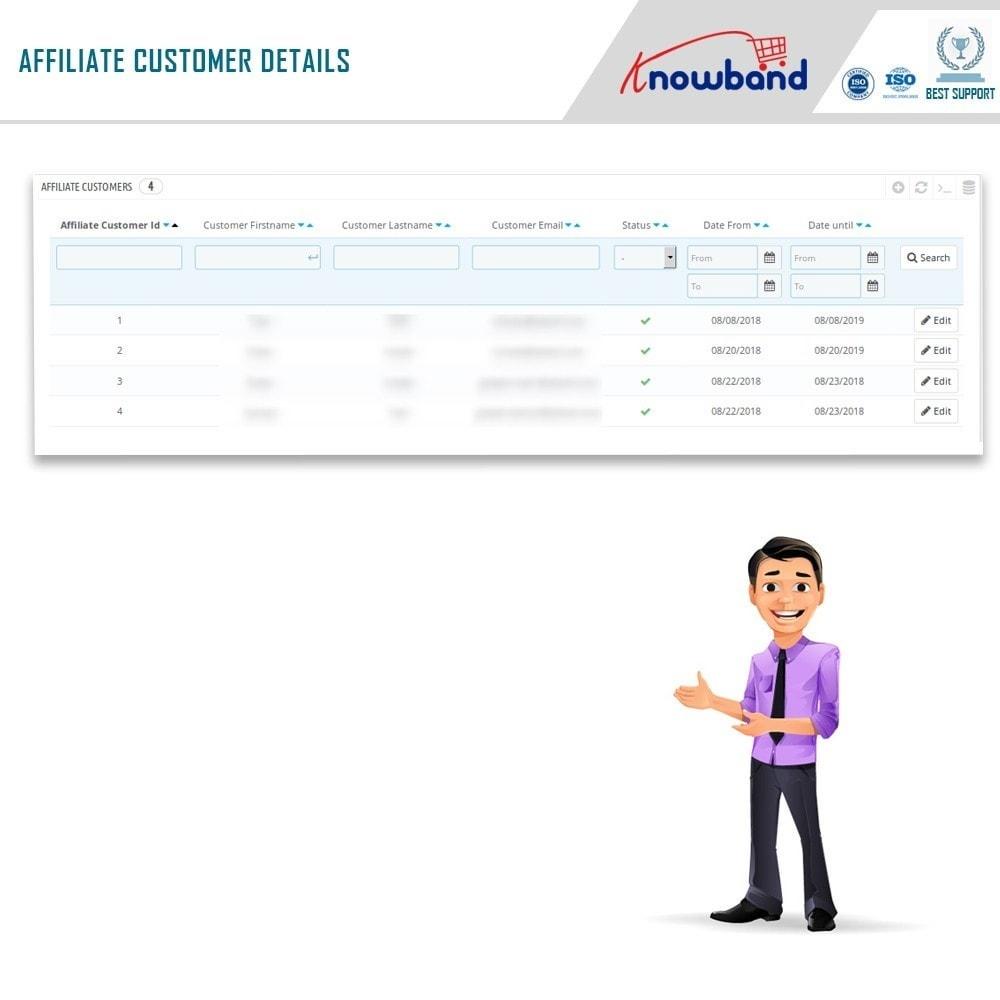 module - Programa de Fidelidad - Knowband - Programa de Afiliados y Referencias - 11