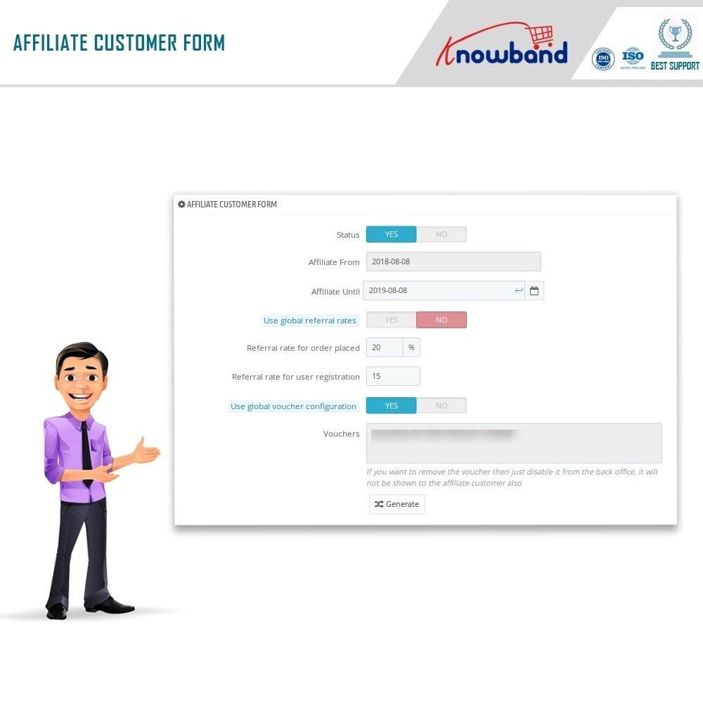module - Programa de Fidelidad - Knowband - Programa de Afiliados y Referencias - 12