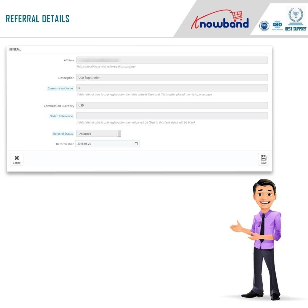 module - Programa de Fidelidad - Knowband - Programa de Afiliados y Referencias - 13