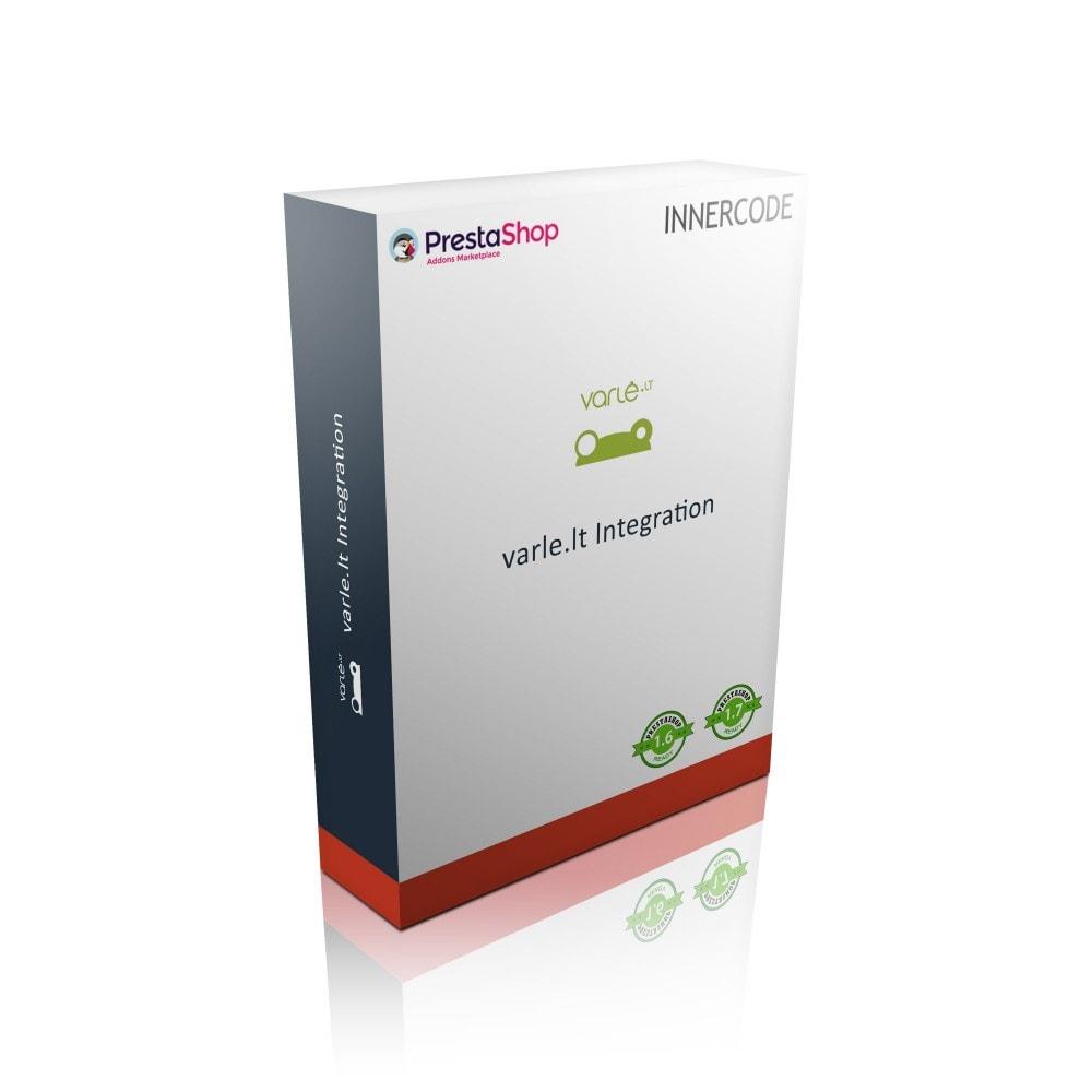 module - Platforma handlowa (marketplace) - Varle Integration - 1