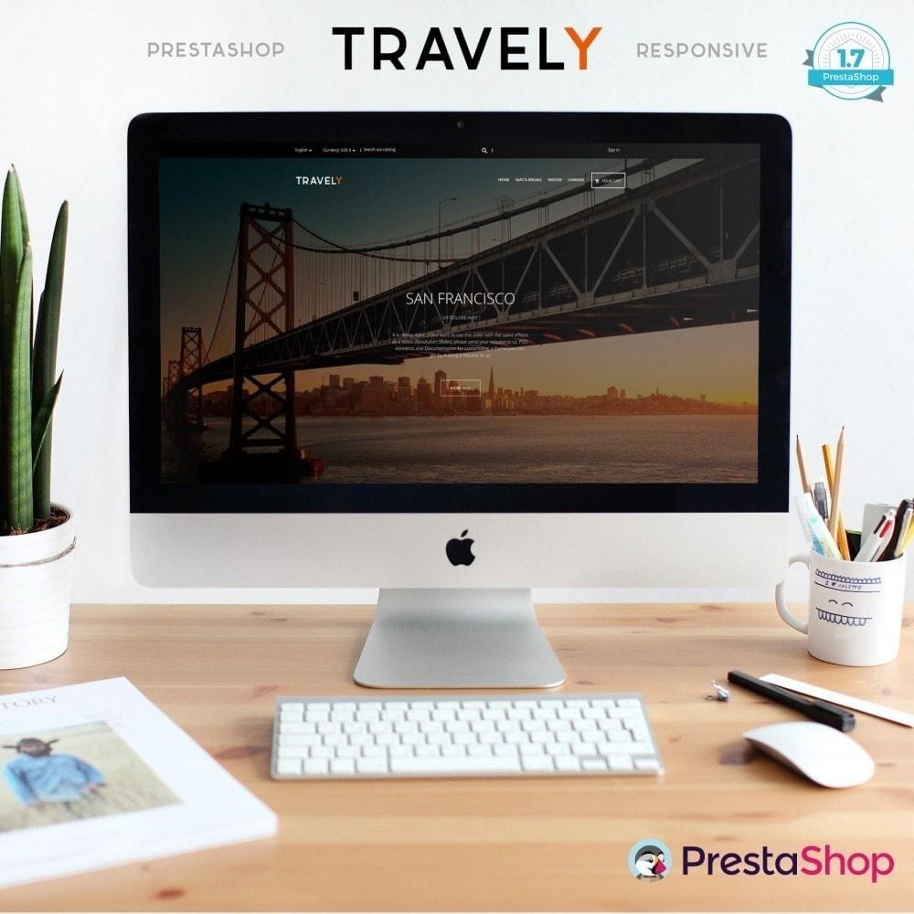 theme - Deportes, Actividades y Viajes - Travely - Agencia de viajes - 2