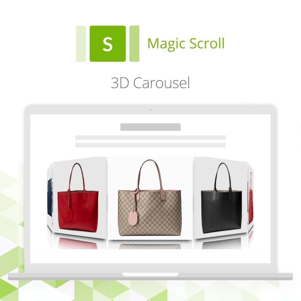 module - Navigatie middelen - Magic Scroll - 2