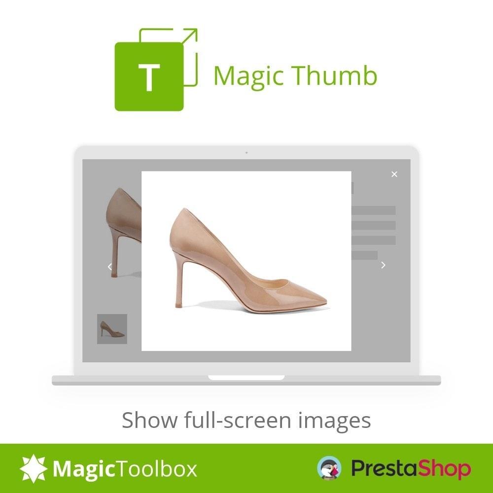 module - Visual Products - Magic Thumb - 1
