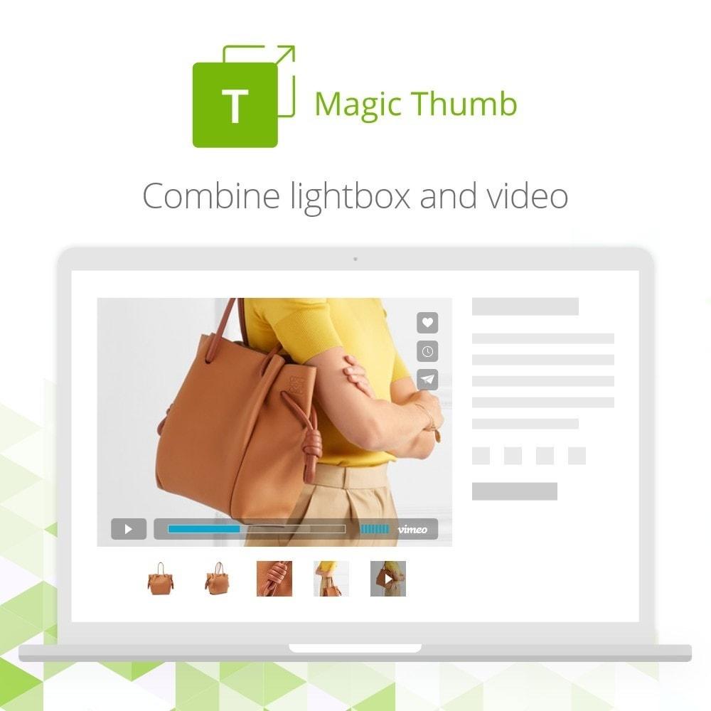 module - Visual Products - Magic Thumb - 2