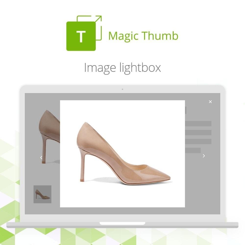 module - Visual Products - Magic Thumb - 3
