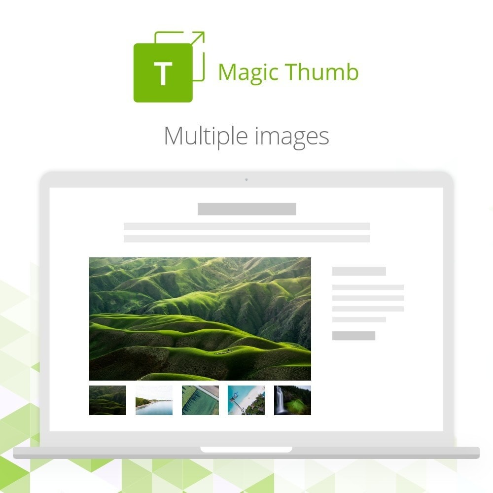 module - Visual Products - Magic Thumb - 5