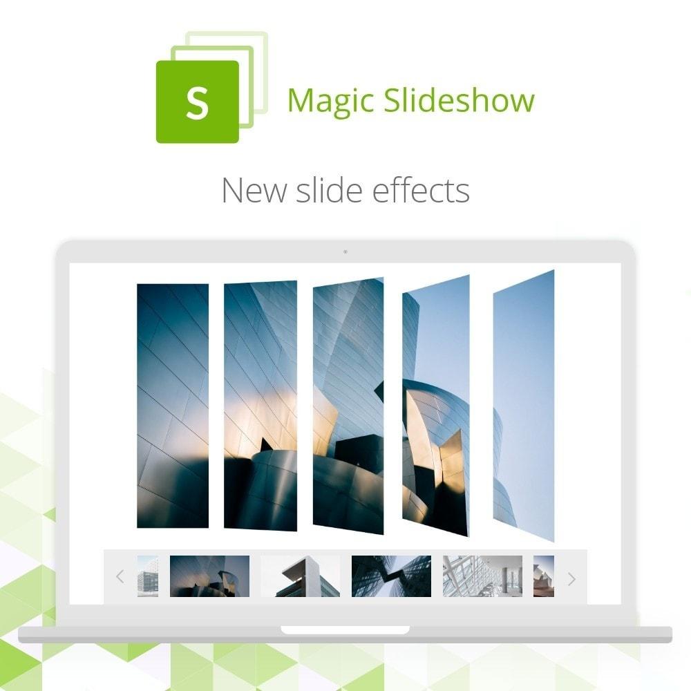module - Silder & Gallerien - Magic Slideshow - 2