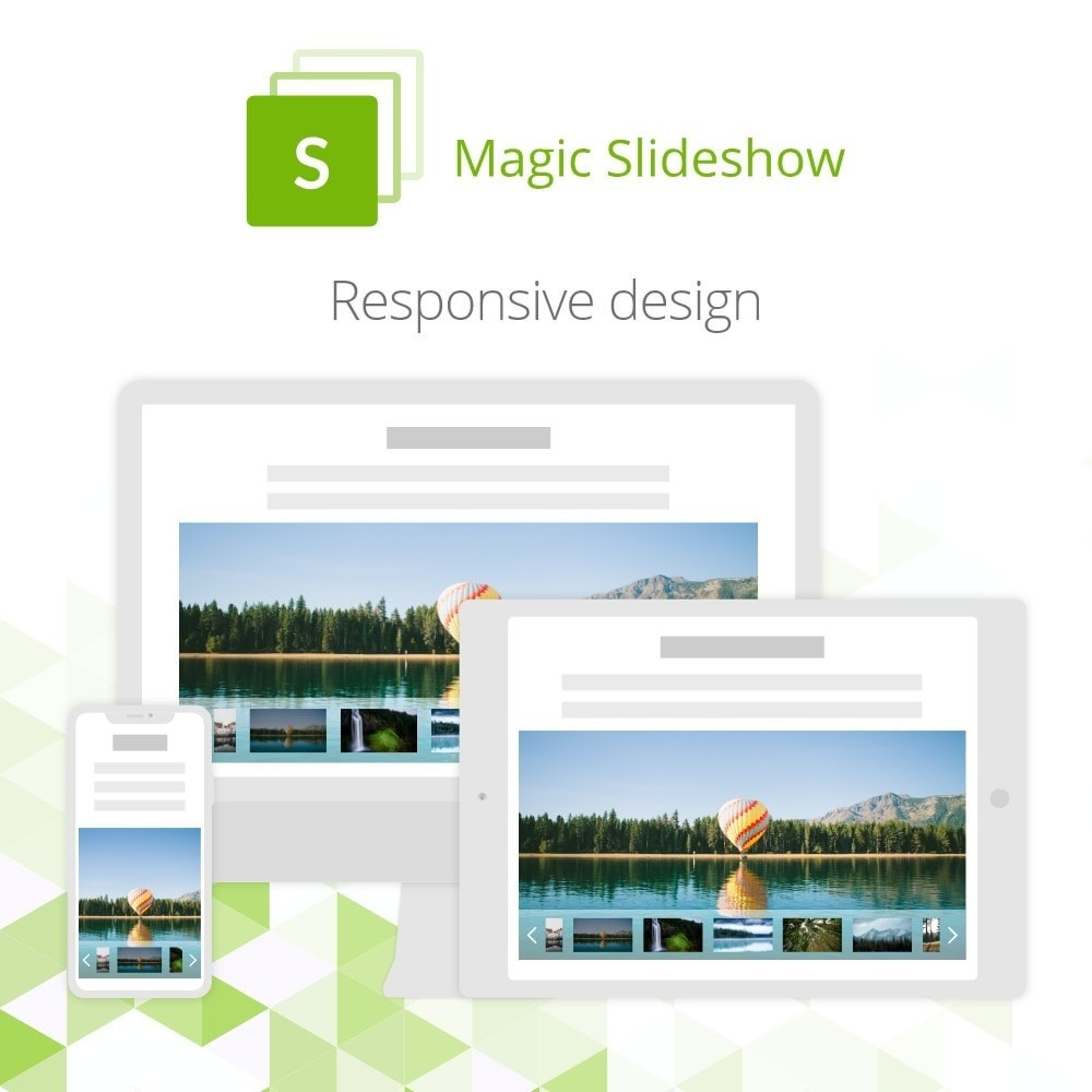 module - Silder & Gallerien - Magic Slideshow - 6