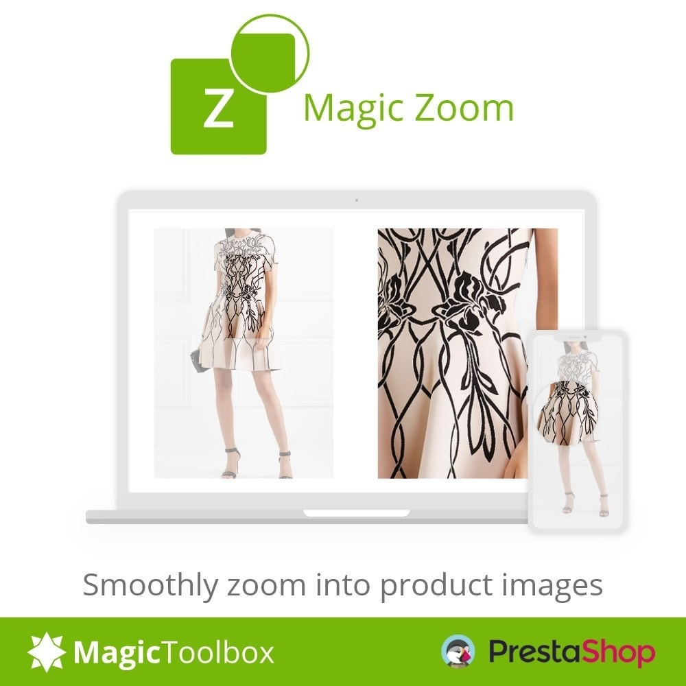 module - Visual Products - Magic Zoom - 1