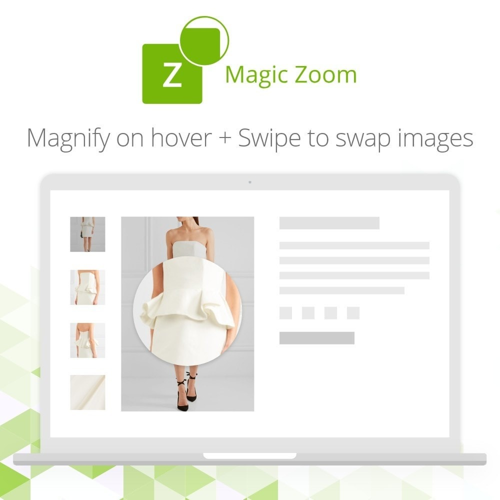 module - Visual Products - Magic Zoom - 2