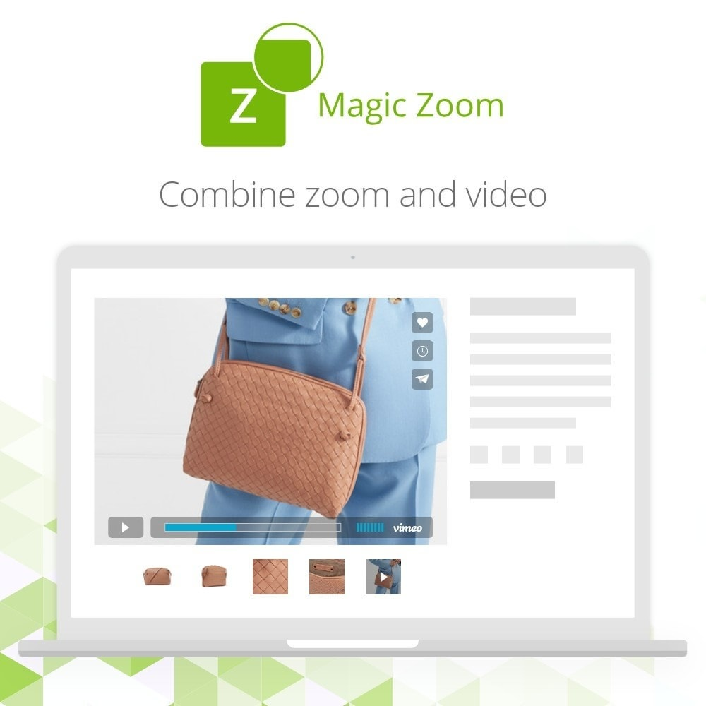 module - Visual Products - Magic Zoom - 3
