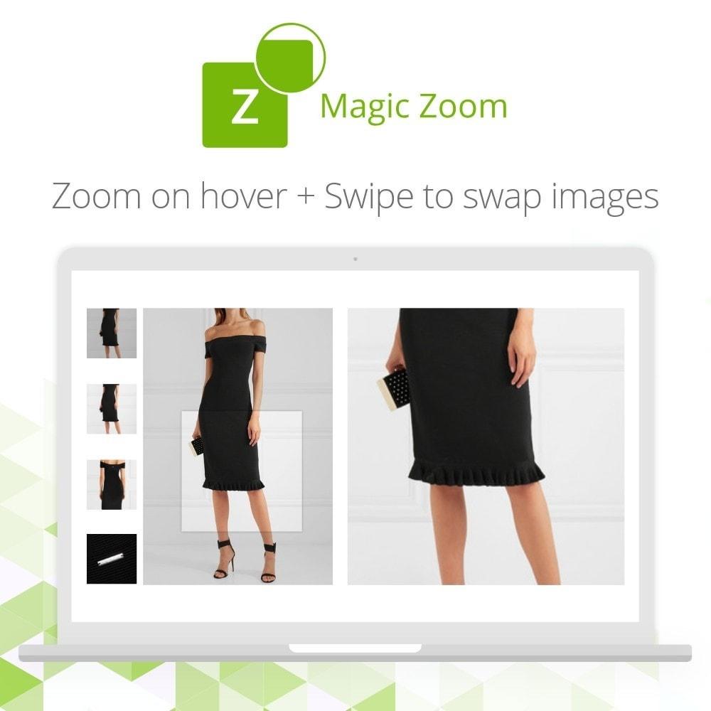 module - Visuels des produits - Magic Zoom - 5