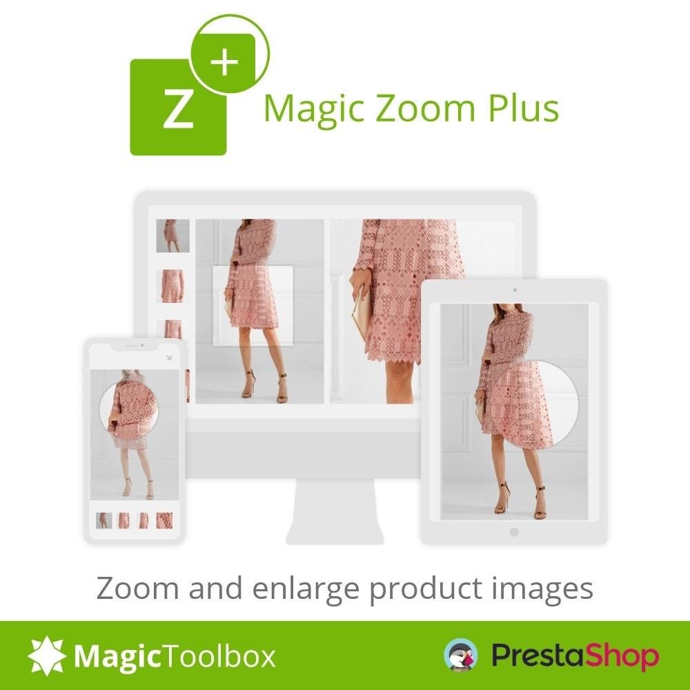 module - Visuels des produits - Magic Zoom Plus - 1