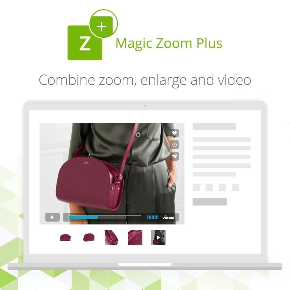 module - Visuels des produits - Magic Zoom Plus - 2