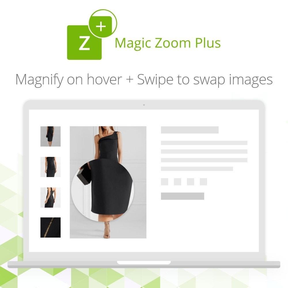 module - Visuels des produits - Magic Zoom Plus - 5