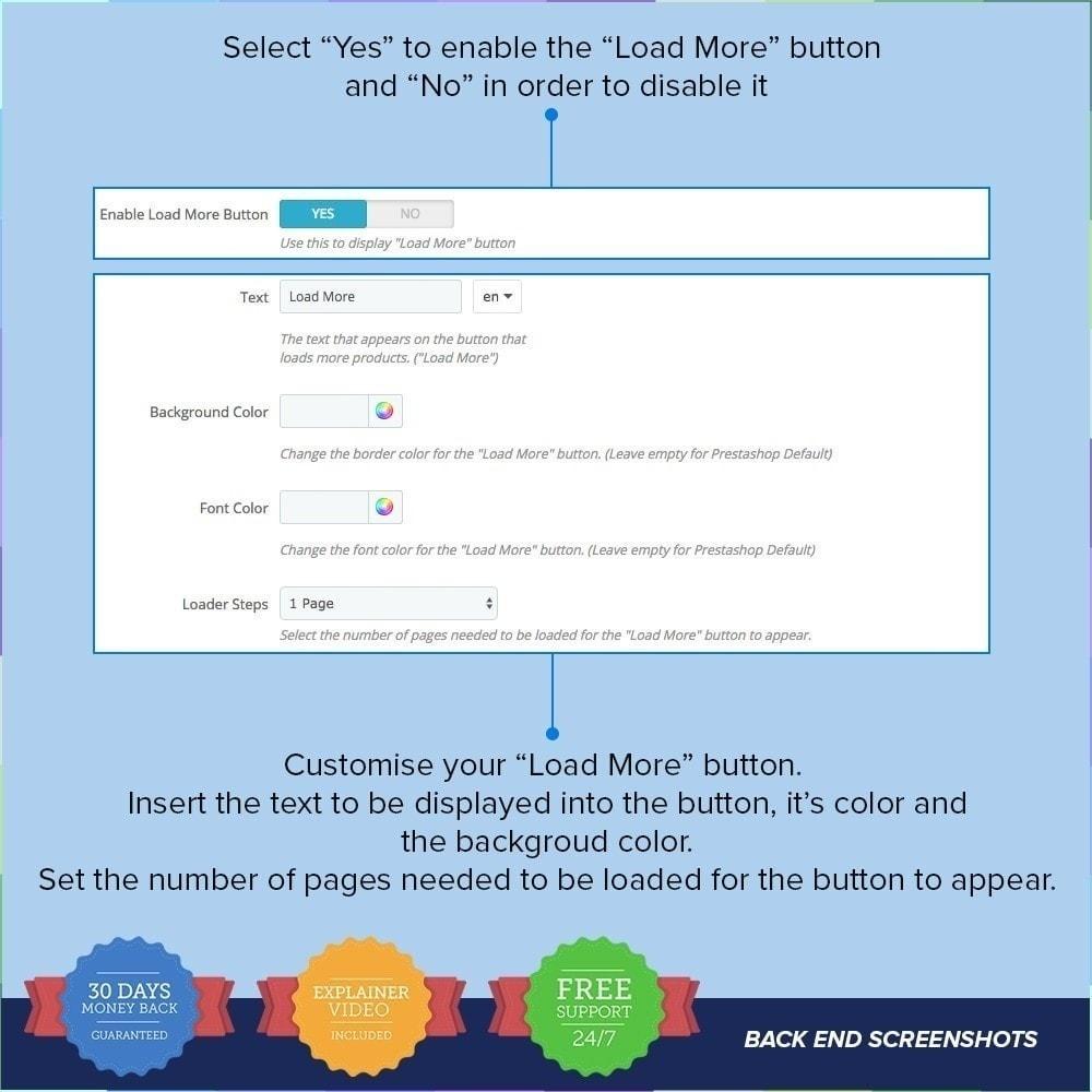 module - Tool di navigazione - Scroll Infinito PRO - 5