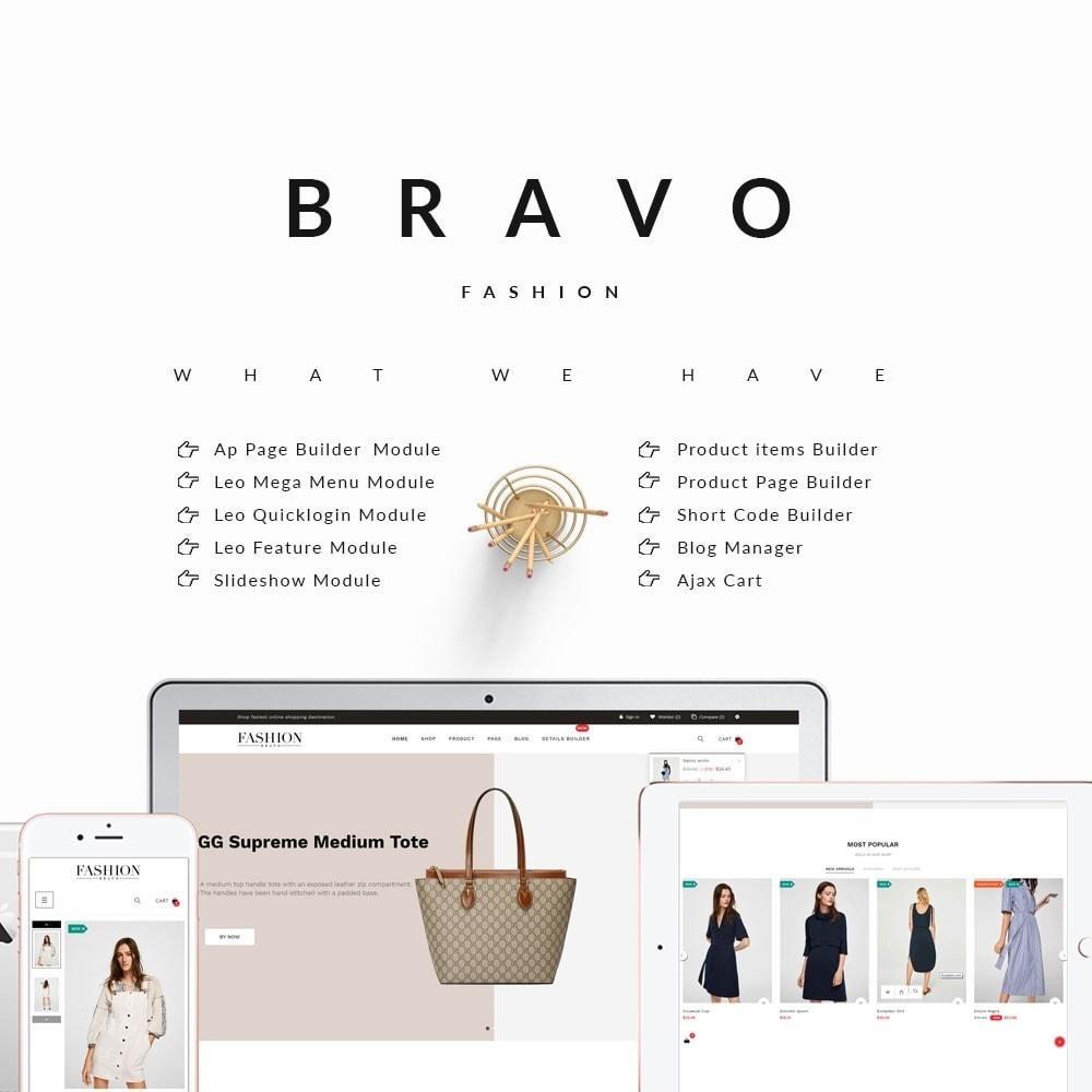 theme - Fashion & Shoes - Bravo - The Fashion Collection - 1