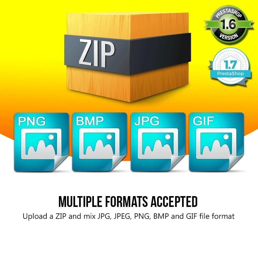 module - Modifica rapida & di massa - Bulk Product Image Importer - 2