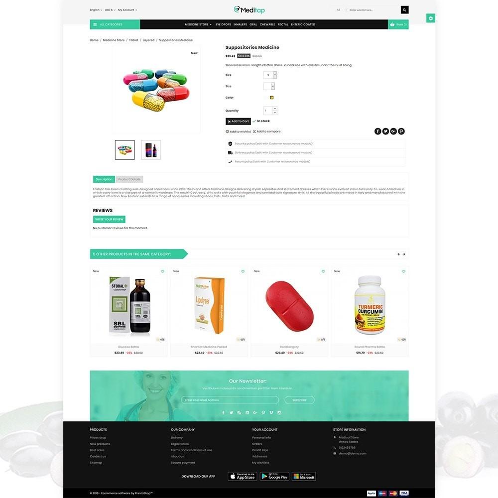 theme - Health & Beauty - MediTap – Medical Mega Mart - 5