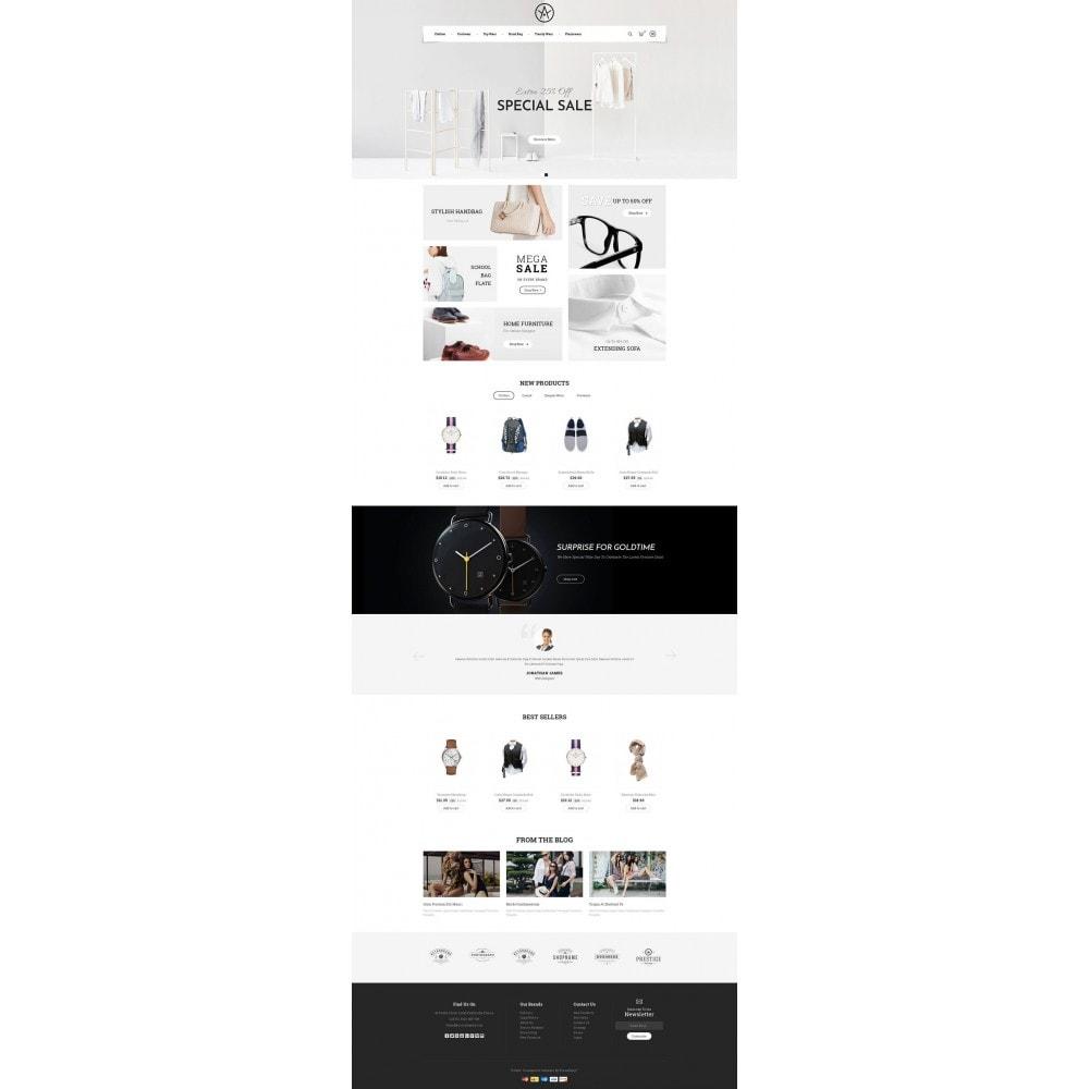 theme - Fashion & Shoes - ATLAS - Accessories Store - 2