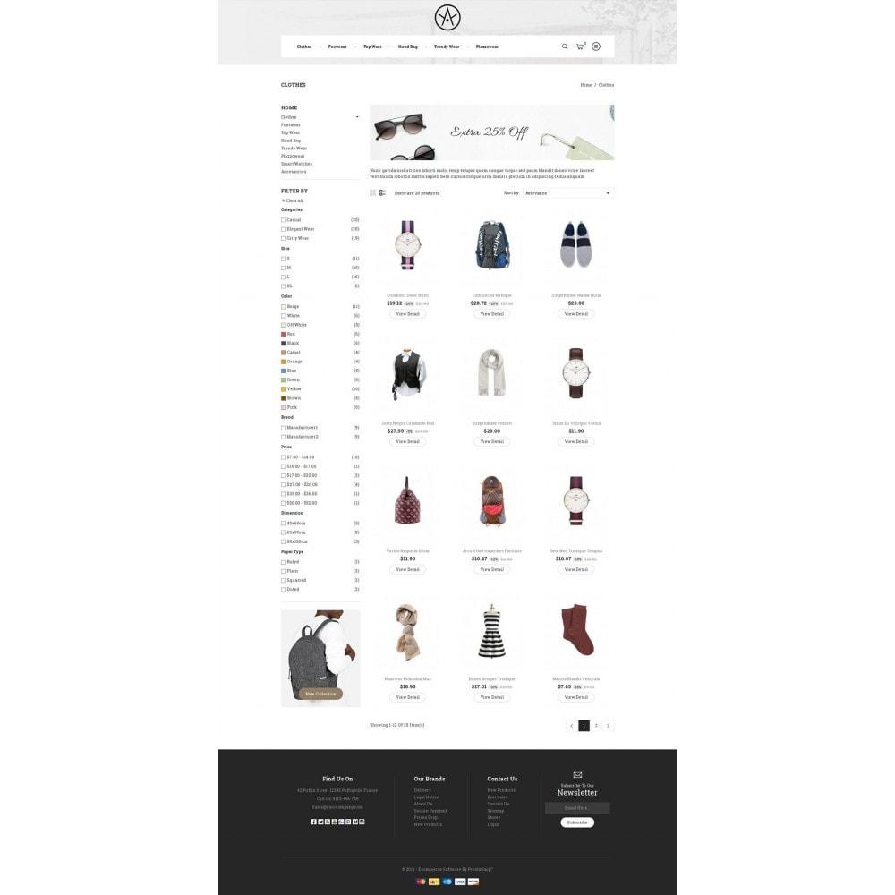 theme - Fashion & Shoes - ATLAS - Accessories Store - 3