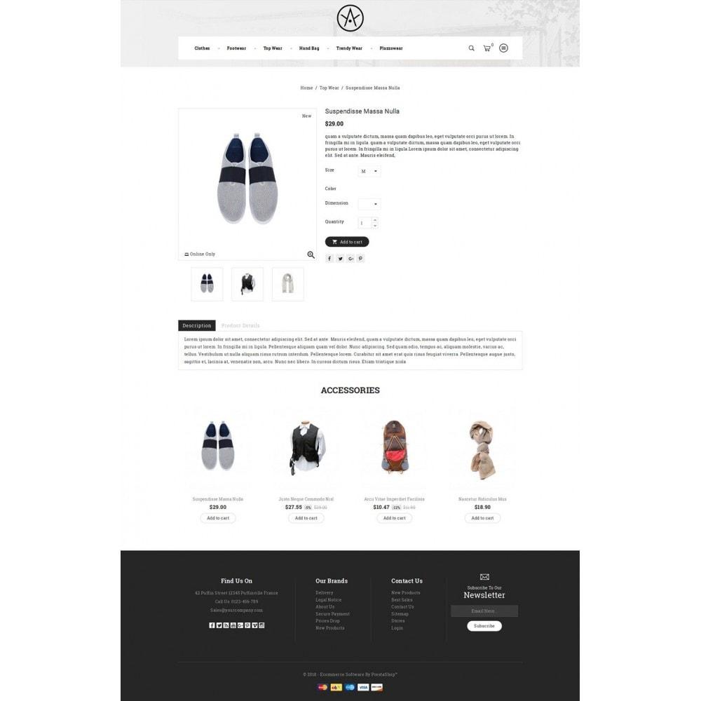 theme - Fashion & Shoes - ATLAS - Accessories Store - 4