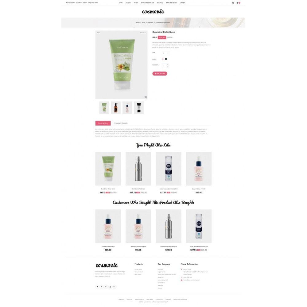 theme - Jewelry & Accessories - Cosmovic - Cosmetics Store - 4
