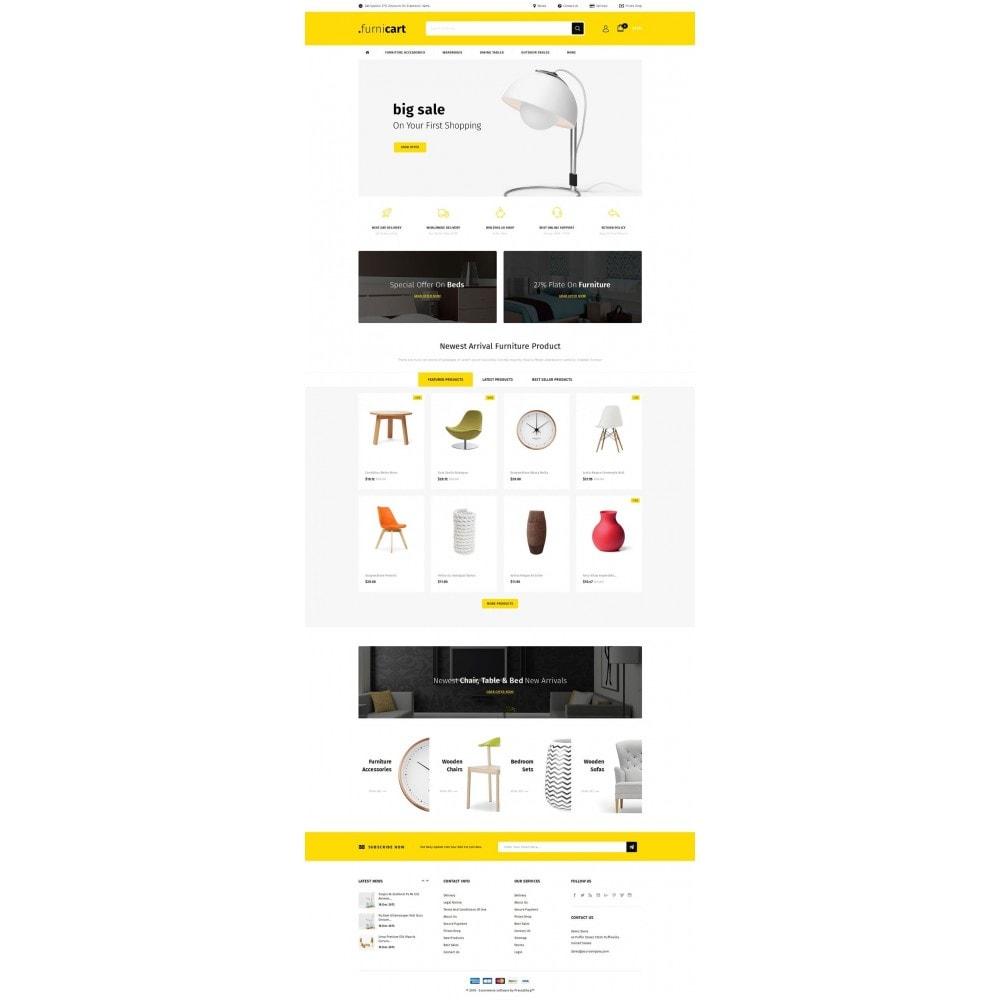 theme - Art & Culture - FurniCart - Furniture Store - 2