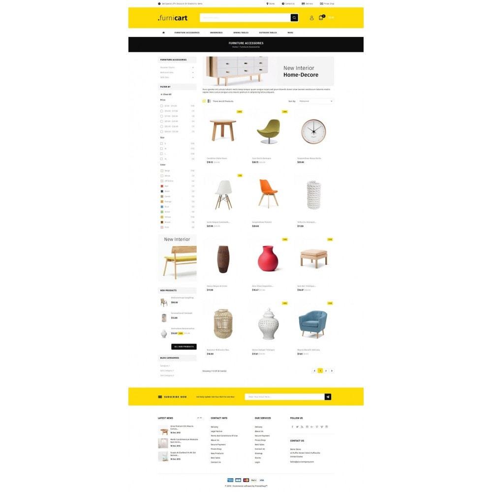 theme - Art & Culture - FurniCart - Furniture Store - 3