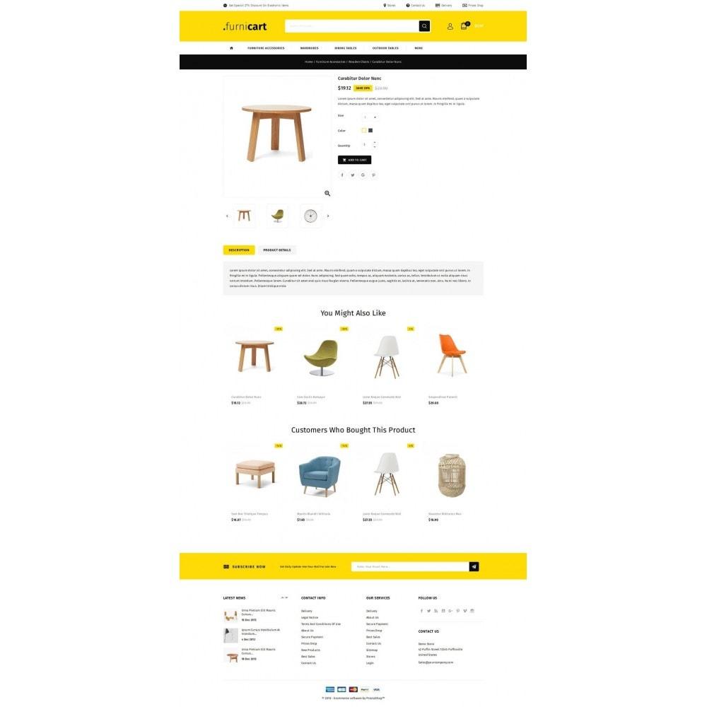 theme - Art & Culture - FurniCart - Furniture Store - 4