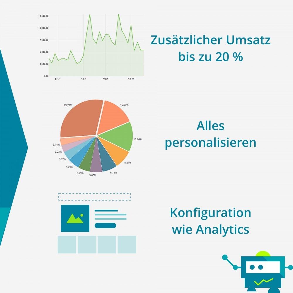 module - Remarketing & Warenkorbabbrüche - Recolize - Die Plug & Play Personalisierung - 2