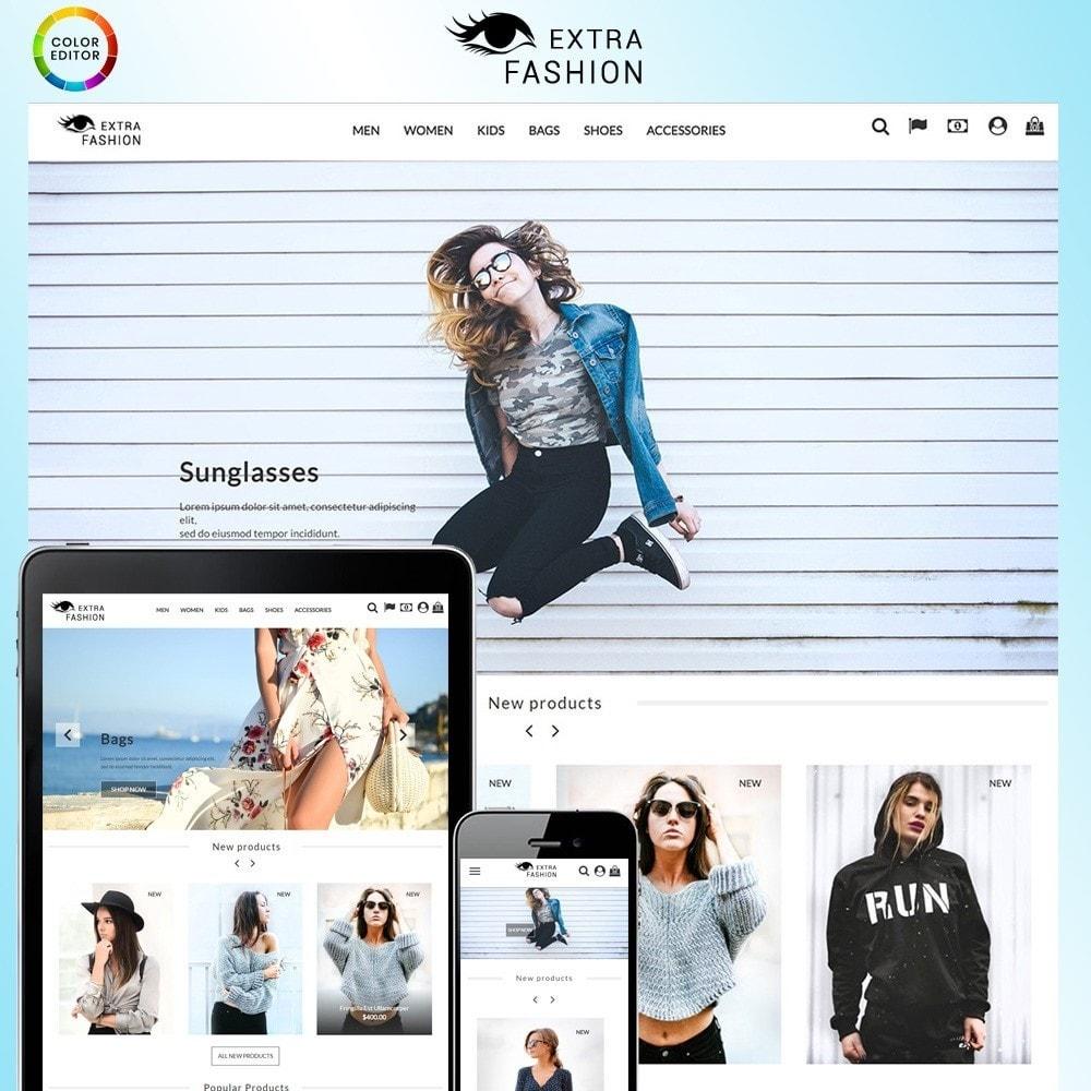 theme - Moda & Calzature - Extra Fashion - 1