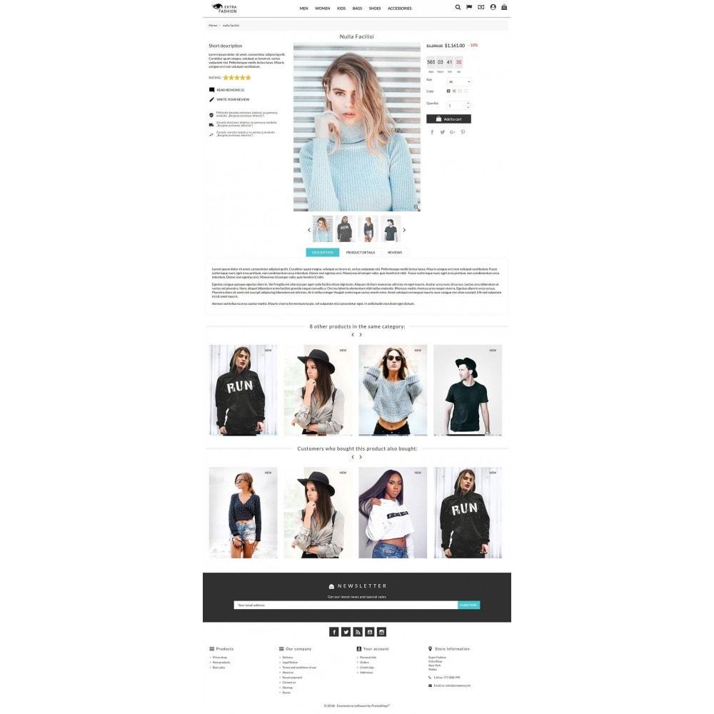 theme - Moda & Calzature - Extra Fashion - 3