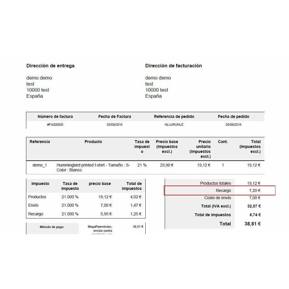 module - Pagamento alla Consegna (in contrassegno) - Cash on delivery payment with surcharge and limitations - 3