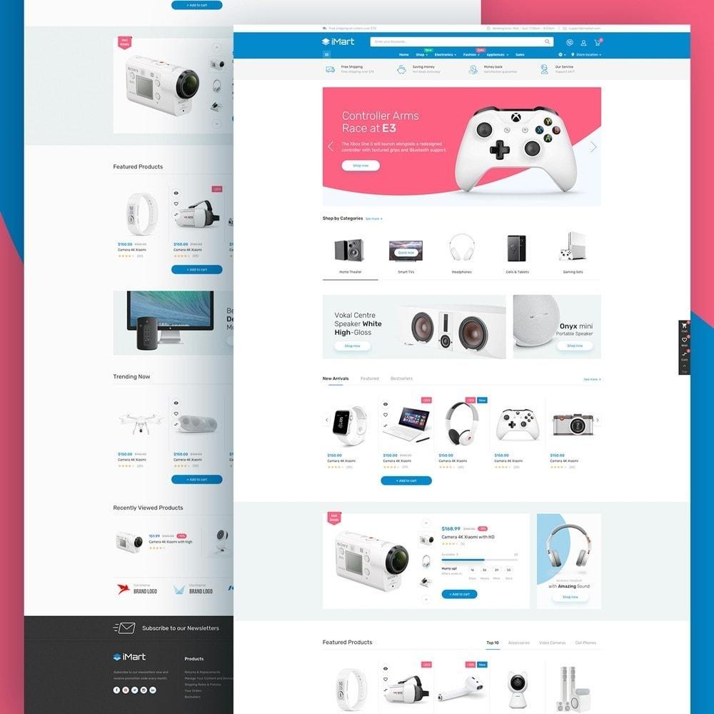 theme - Electronics & Computers - iMart Electronic Store - 1