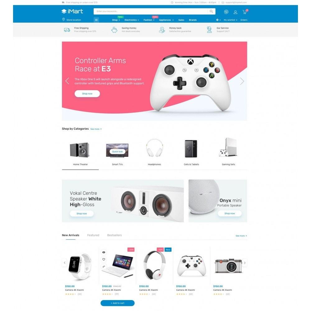 theme - Electronics & Computers - iMart Electronic Store - 2