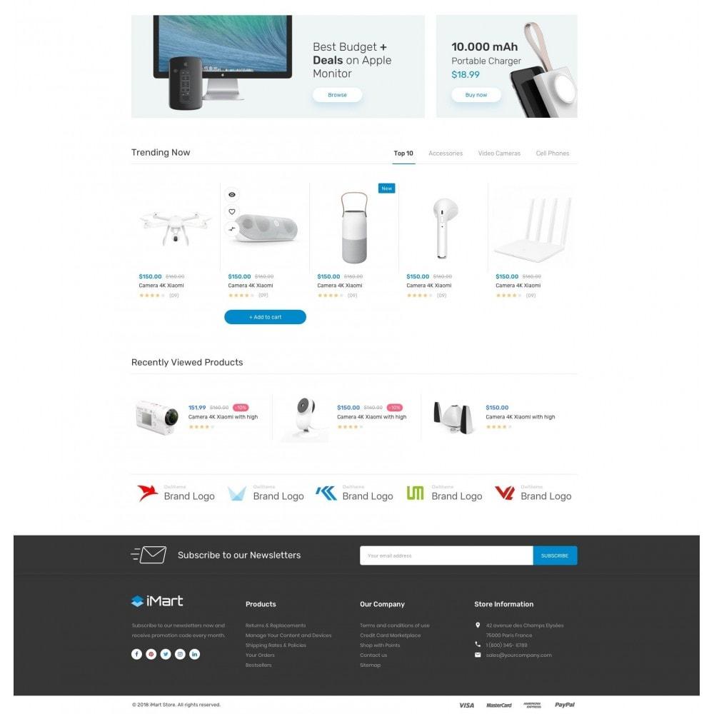 theme - Electronics & Computers - iMart Electronic Store - 4