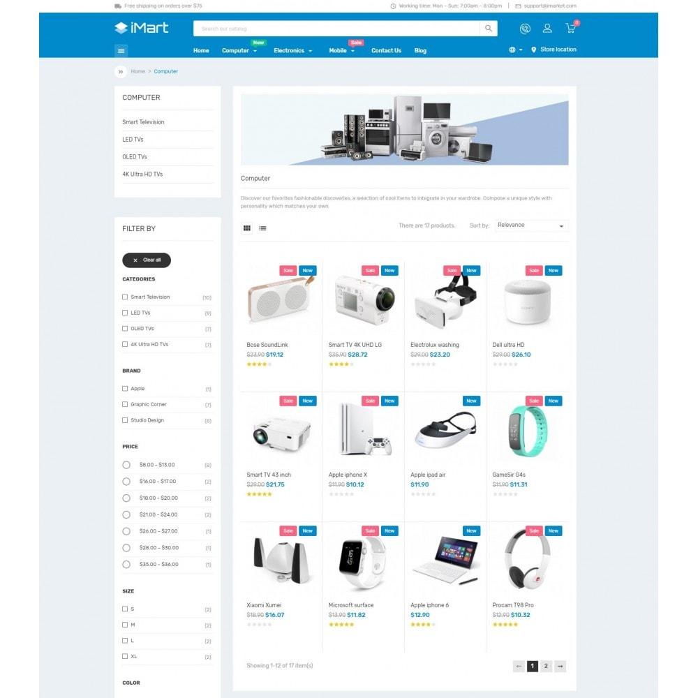 theme - Electronics & Computers - iMart Electronic Store - 5