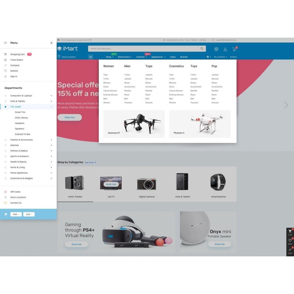 theme - Electronics & Computers - iMart Electronic Store - 8