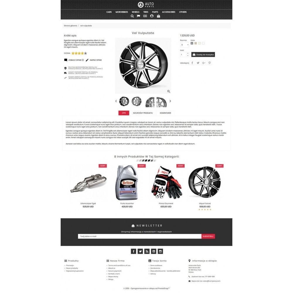 theme - Авто и Мото - Auto Moto Parts - 3