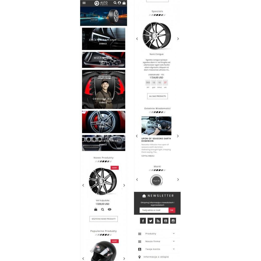theme - Авто и Мото - Auto Moto Parts - 5