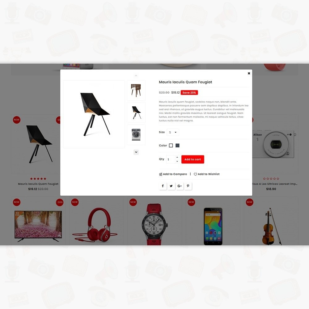 theme - Electronics & Computers - TopShop  - Online Shopping Mart - 2