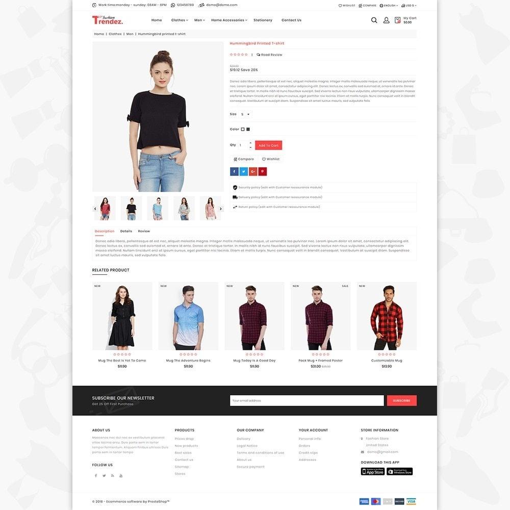 theme - Electronics & Computers - Trenz Fashion- The Fashion Shop - 5
