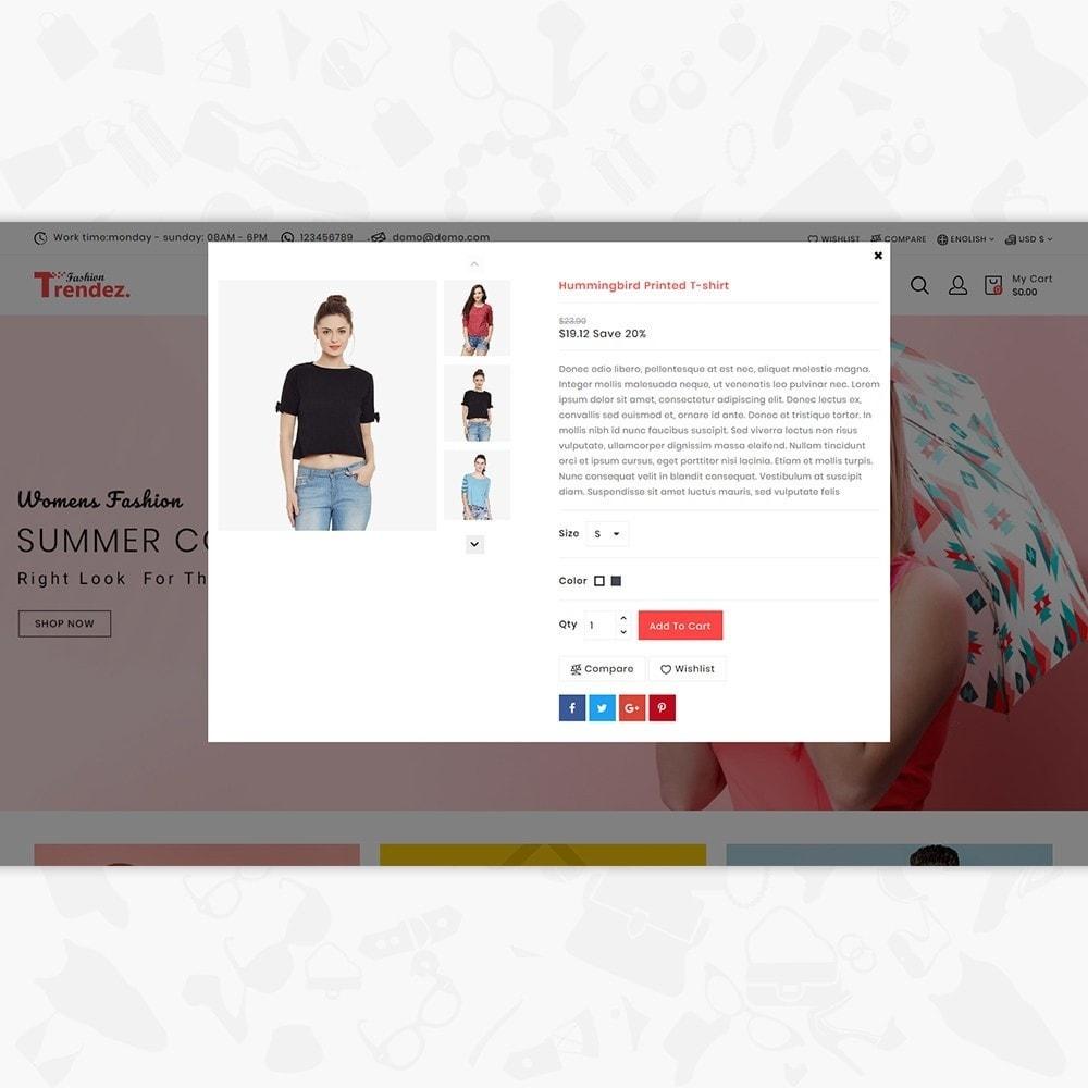 theme - Electronics & Computers - Trenz Fashion- The Fashion Shop - 7