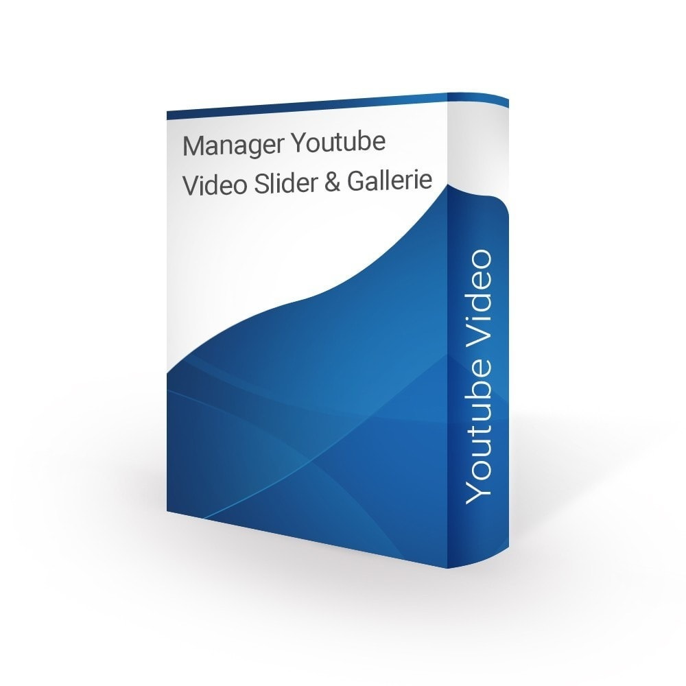 module - Videos & Music - Manager Youtube Video Slider & Gallery - 1