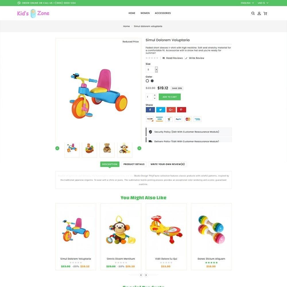 theme - Kids & Toys - Kids World Toy Store - 4
