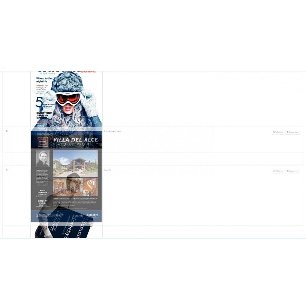 module - Показ товаров - 3D Flipbook - 9
