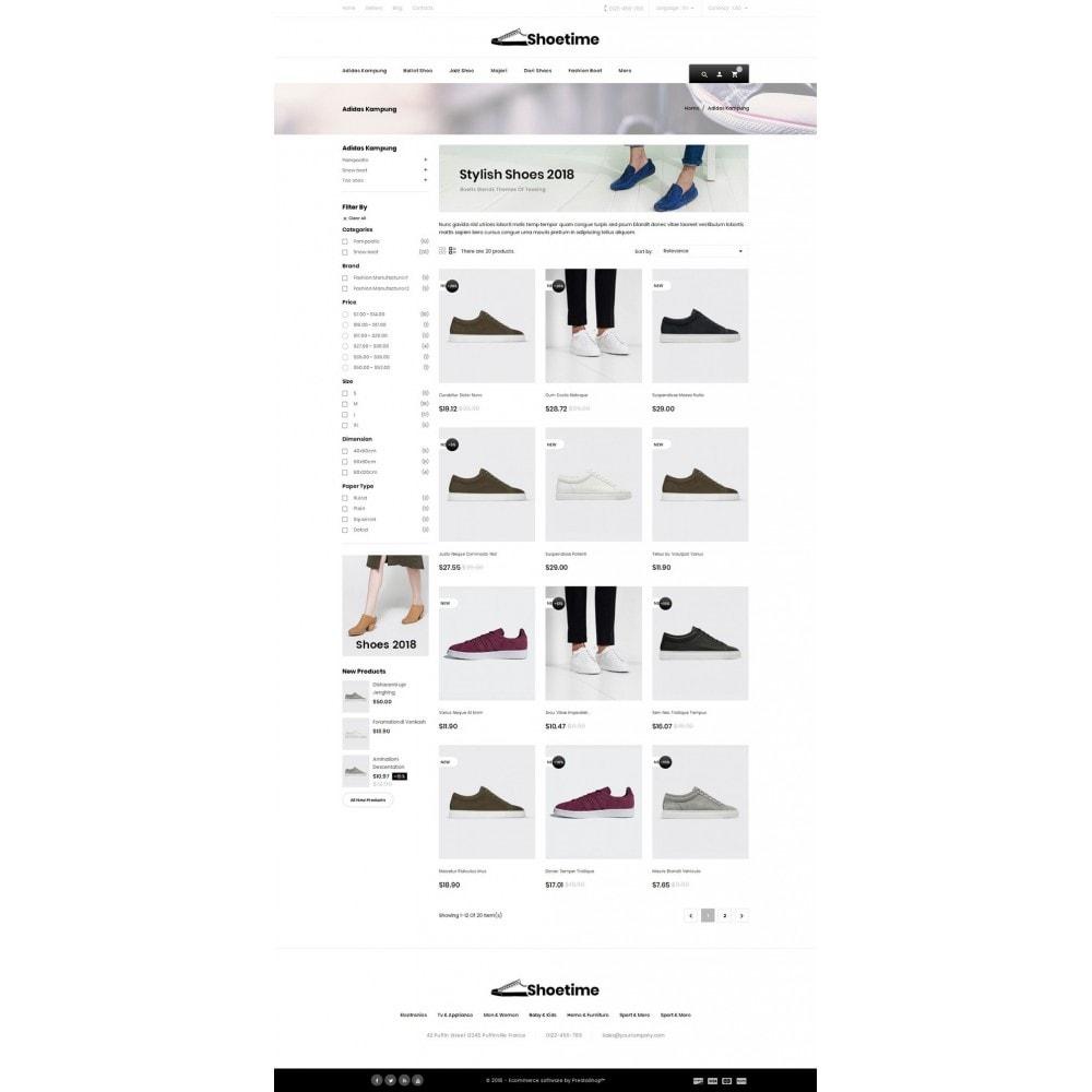 theme - Fashion & Shoes - Shoetime - Fashion Accessories Store - 3